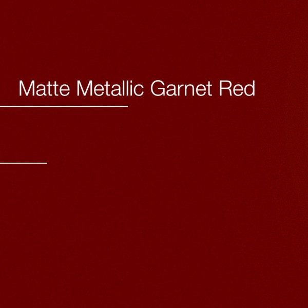 Avery Garnet Red Matte Metallic | AS9020001