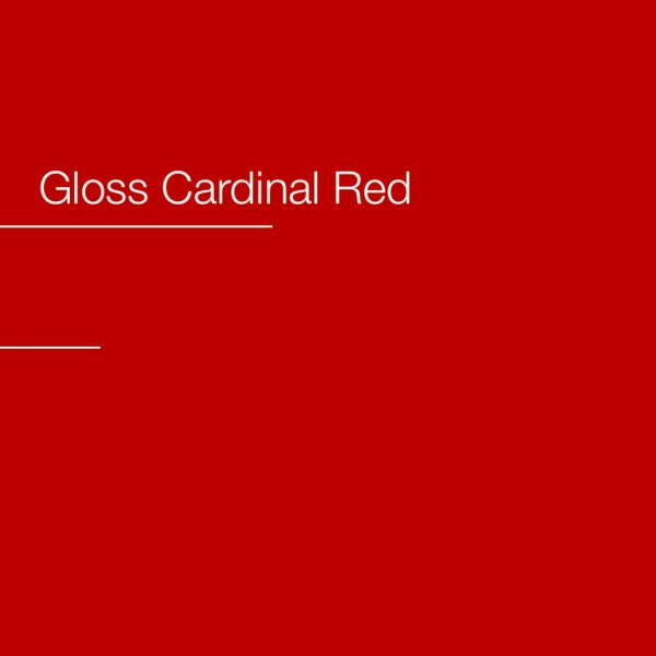 Avery Cardinal Red Gloss | CB1640001