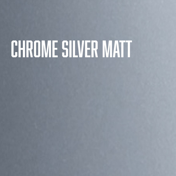 Avery Silver / Silber Conform Chrome MATT | Supreme Wrapping Film
