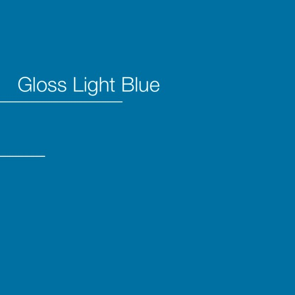 Avery Light Blue Gloss | CB1510001