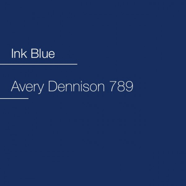 Avery 700-789 Ink Blue Premium Film