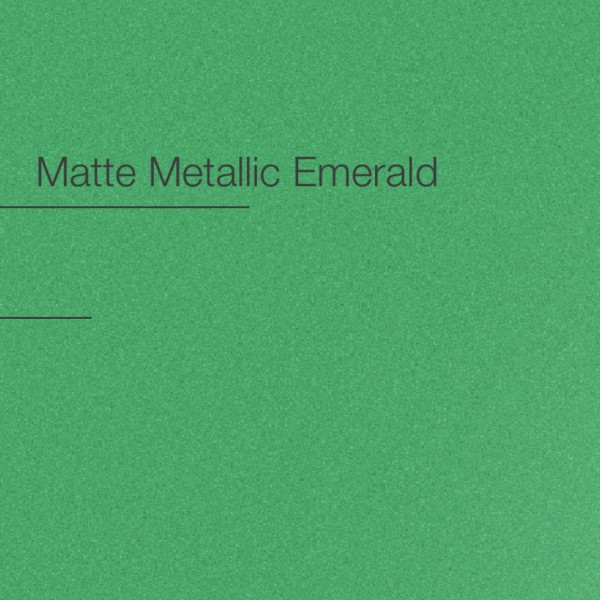 Avery Emerald Matte Metallic | AS9010001