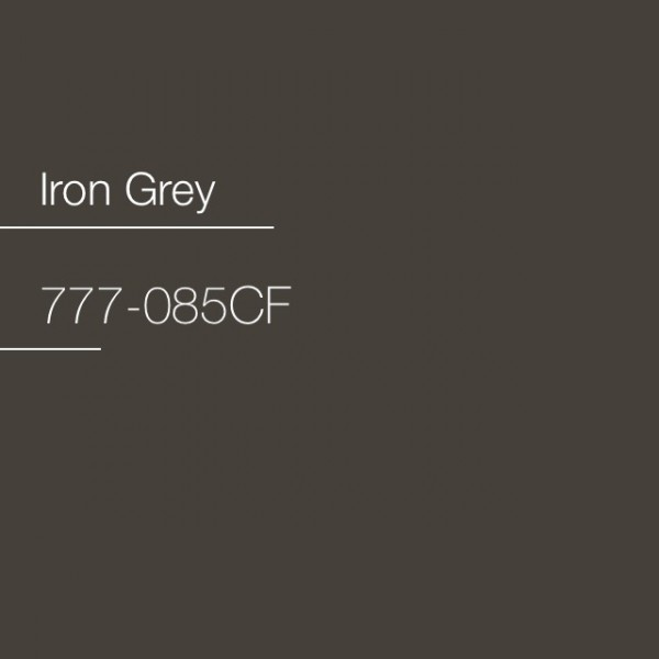 Avery 777-085CF Iron Grey
