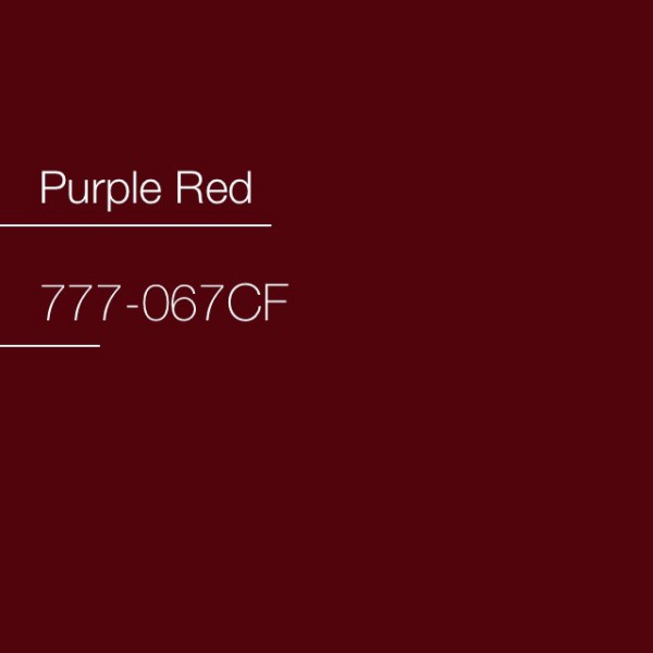 Avery 777-067CF Purple Red