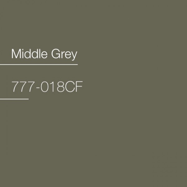 Avery 777-018CF Middle Grey