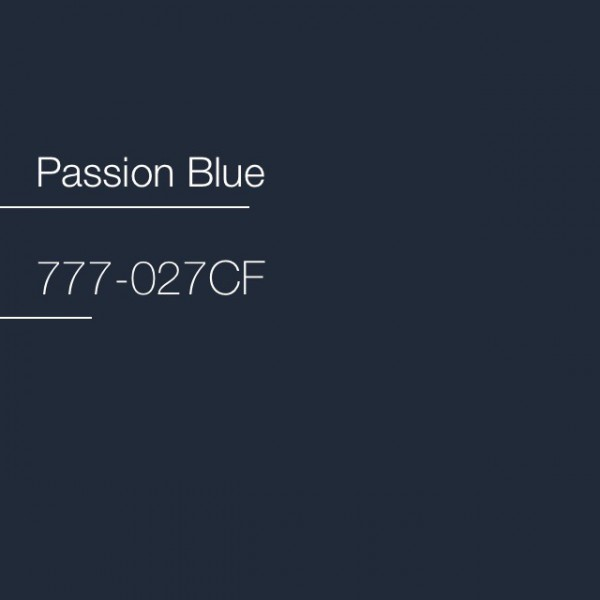 Avery 777-027CF Passion Blue