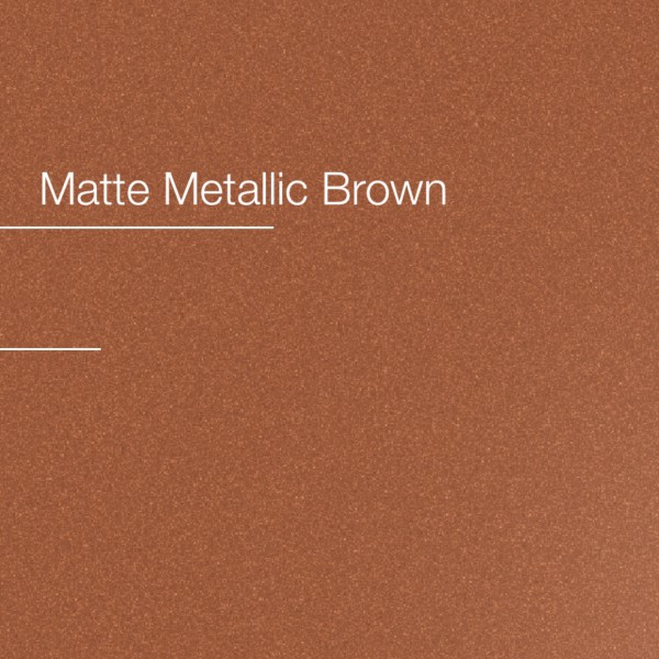 Avery Brown Matte Metallic | AS9000001