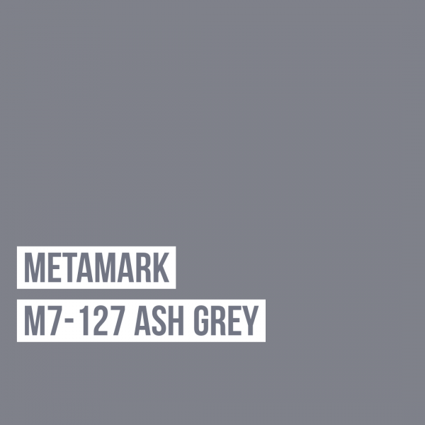 Metamark M7 - 127 Ash Grey / Grau